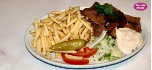 Kebab-talrik